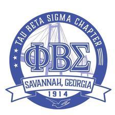 Phi Beta Sigma Fraternity, Inc. Tau Beta Sigma Chapter  logo