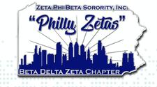Zeta Phi Beta Sorority, Incorporated - Beta Delta Zeta Chapter logo