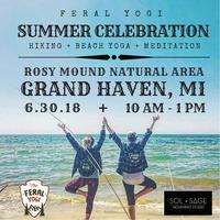 FERAL YOGI Summer Celebration: A Great Lakes Hiking &...