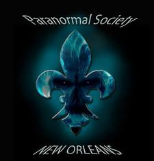 Paranormal Society of New Orleans logo