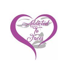 Addicted To Faces (a LASH ADDICT COMPANY)  logo