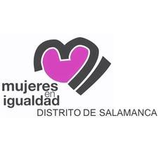 Mujeres en Igualdad-Distrito de Salamanca logo