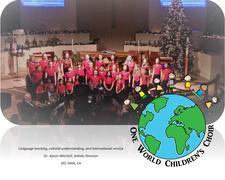 One World Children's Choir logo