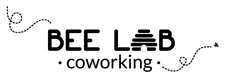 Bee Lab coworking logo
