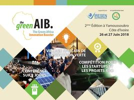 Green Africa Innovation Booster 2018