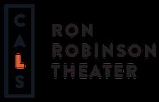 CALS Ron Robinson Theater logo