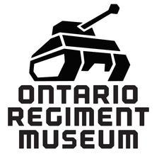 The Ontario Regiment RCAC Museum logo