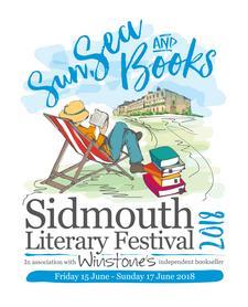 Sidmouth Literary Festival - Sun Sea Books logo