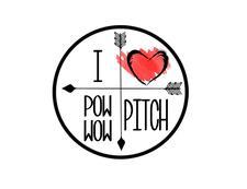 Pow Wow Pitch  logo