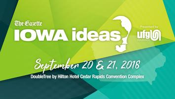 Iowa Ideas Conference Tickets, Thu, Sep 20, 2018 at 7:00 AM
