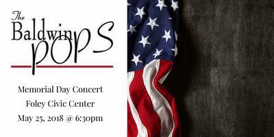 The Baldwin Pops Memorial Day Concert