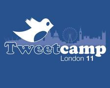 Tweetcamp London logo