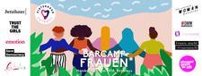 Frauen* Barcamp Hamburg logo
