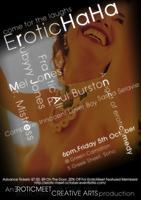 Erotic HaHa Comedy Night!