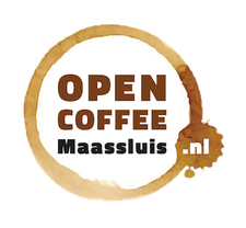 Open Coffee Maassluis logo