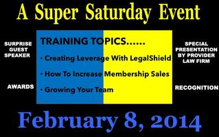 NJ Super Saturday -  Creating Leverage