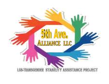 5th Ave. Alliance / LGB-TRANSGENDER STABILITY ASSISTANCE PROJECT logo