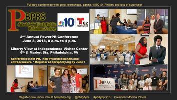 6/8/18: 2nd Annual Philadelphia Black PR Society...
