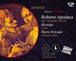 ROBERTO APODACA [ DRAFT   ZOMBIE MODE ] SATURDAY...