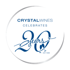 Crystal Wines logo