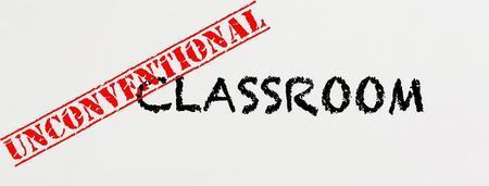 Unconventional Classroom - San Antonio, Texas -...