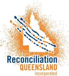 Reconciliation Queensland Inc. logo