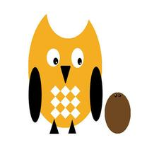 The Owl and The Coconut CIC logo