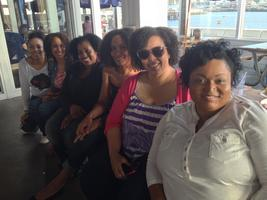 LA Curly Girls - An Evening at Nola's