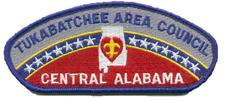 Tukabatchee Area Council BSA logo