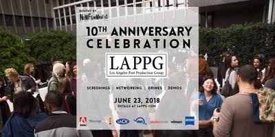 LAPPG 10th Anniversary Celebration
