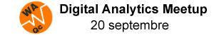 Digital Analytics Meetup Montreal - DAMM de septembre...