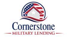 Cornerstone Military Lending logo