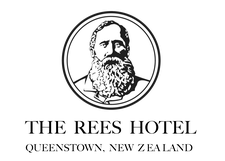 The Rees Hotel, Queenstown  logo