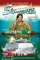 Summer Splash Cruise to Mexico feat. Jennifer Hudson