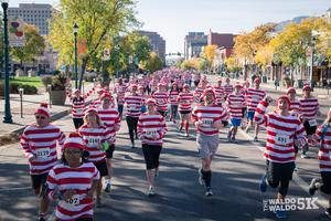 2018 Waldo Waldo 5K Grand Finale Costumed Walk & Fun Run Fundraiser