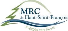 MRC du Haut-Saint-François logo