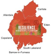 THE CUMBRIA RESILIENCE PROJECT logo