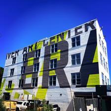 Bronx River Art Center logo