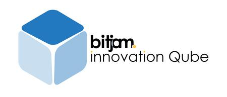 The official opening of the bITjAM Innovation Qube
