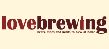 Love Brewing logo