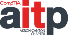 CompTIA Association of IT Professionals (Akron-Canton Chapter) logo