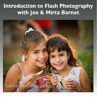 On Camera Flash Workshop with Joe Barnet