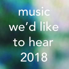 Music We'd Like to Hear logo
