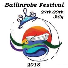 Ballinrobe Festival logo
