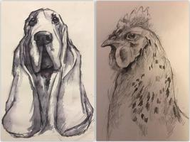 Drawing for Beginners Workshop with ArtBase