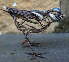 Flying Bird Automata & 3D Wire Sculpture Workshop with...