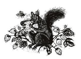 Woodland Woodcuts: Workshop with Esther Stephenson &...