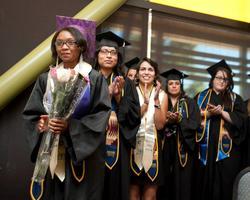 UC Davis Native Graduation Celebration 2014