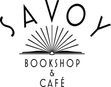 Savoy Bookshop & Cafe logo