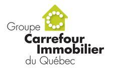 Groupe Carrefour immobilier du Québec logo